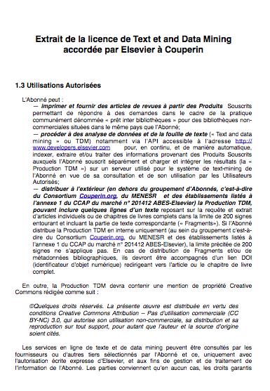 Clause-TDM-Elsevier